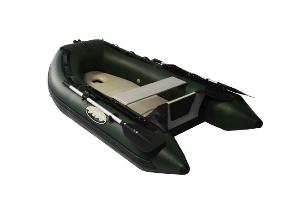 DeBo rubberboot Groen