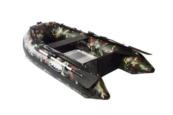 DeBo camouflage rubberboot