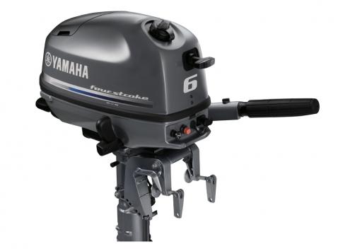 Yamaha 6 pk