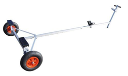 Handtrailer Rubberboot