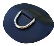 DeBo Rubberboot Hijsoog (D-Ring - RVS) Donker Blauw