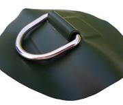 DeBo Rubberboot Sleepoog (Groen)