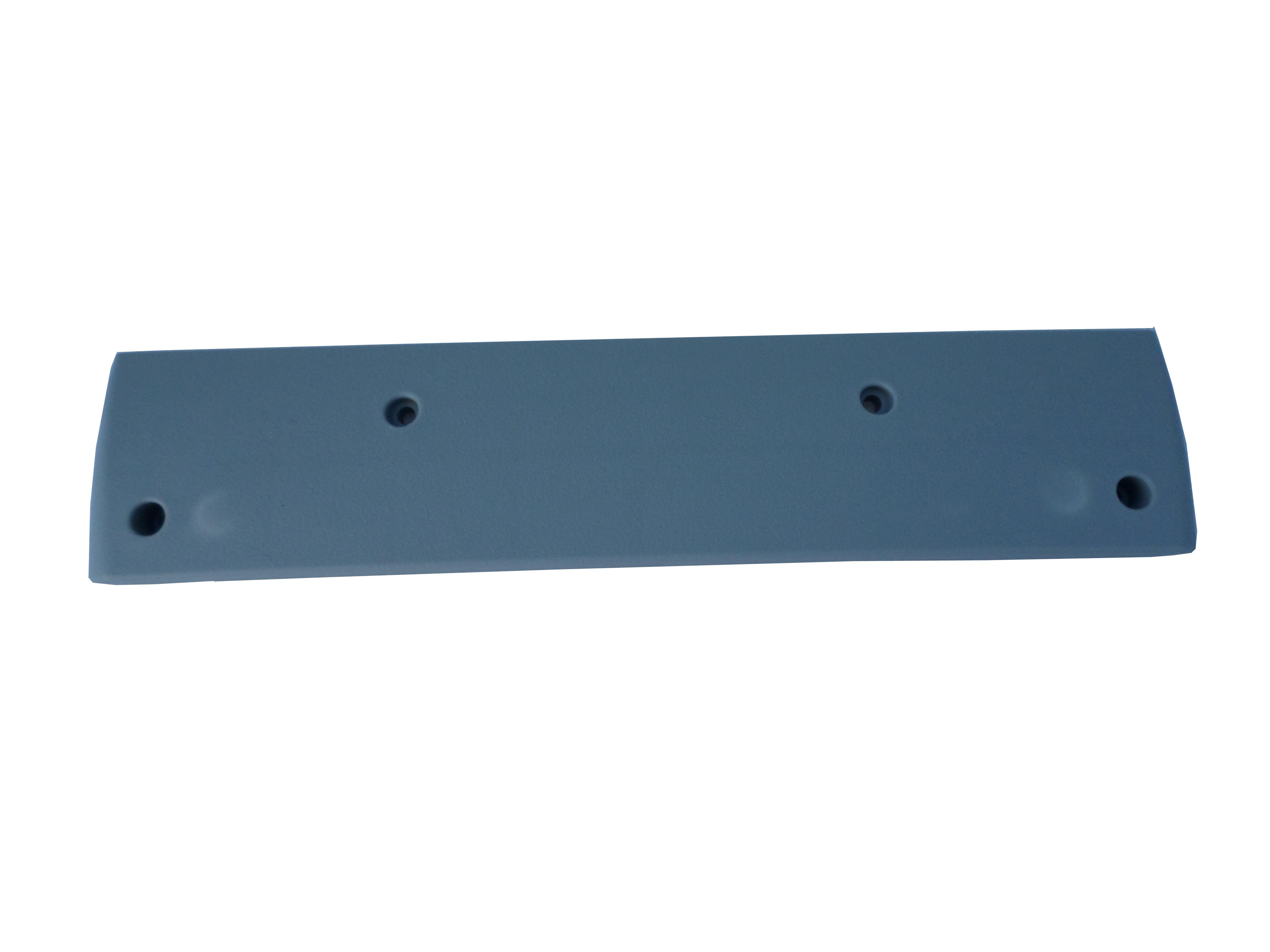 DeBo rubberboot vloerplaatsteun voor aluminium vloer