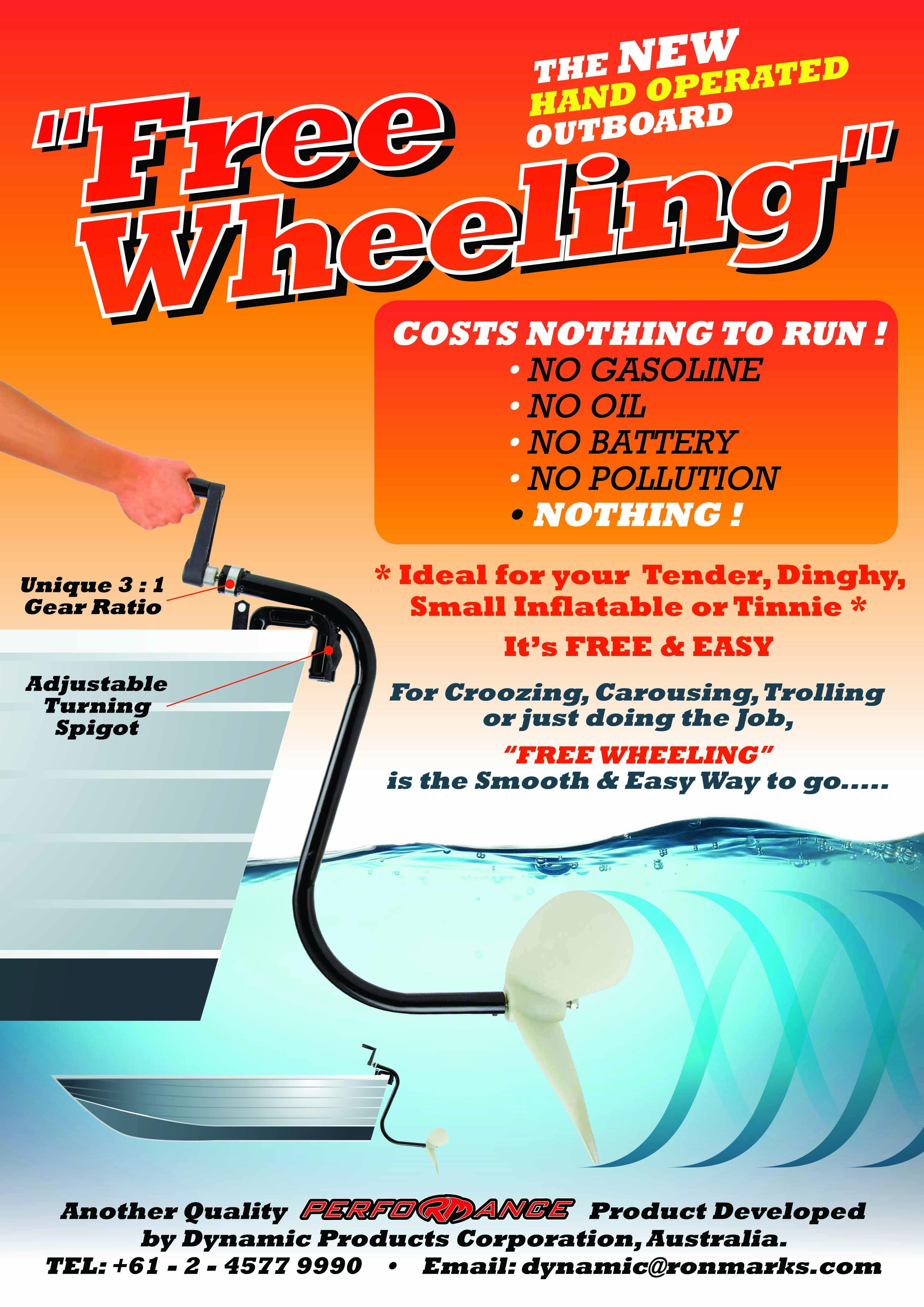 Free Wheeling