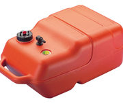 Brandstoftank buitenboordmotor met niveau indicator