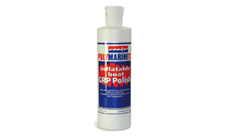 Rubberboot polyester polish