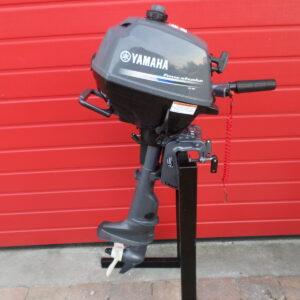 Yamaha 2.5Pk buitenboordmotor