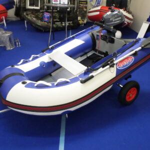 DeBo Rubberboot DB230 + Yamaha 2.5PK Motor