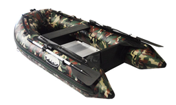 DeBo rubberboot camouflage