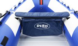 Banktas voor uw Rubberboot (Blauw)