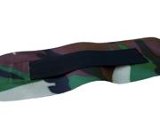 DeBo Rubberboot Plakstrip Zitbank (Camouflage)