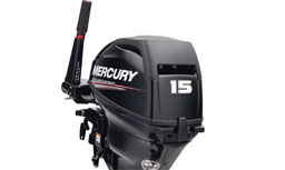 Mercury 15 PK